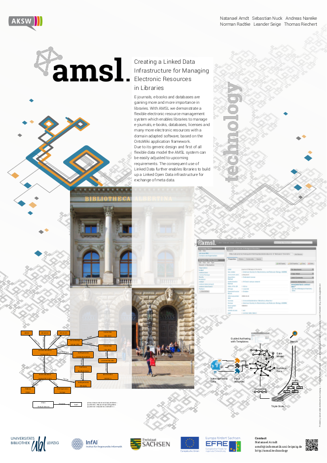 amsl Poster ISWC 2014